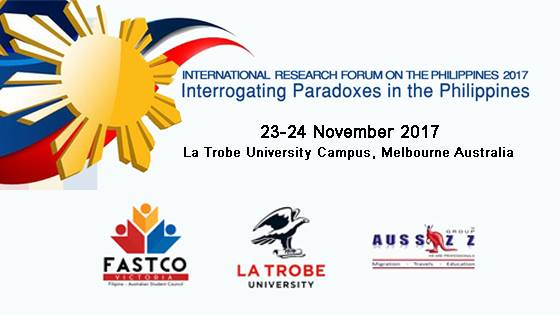 International Research Forum on the Philippines 2017