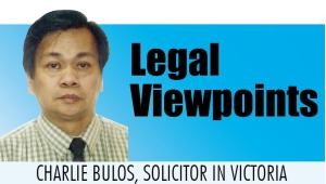 Charlie Bulos Legal Viewpoints