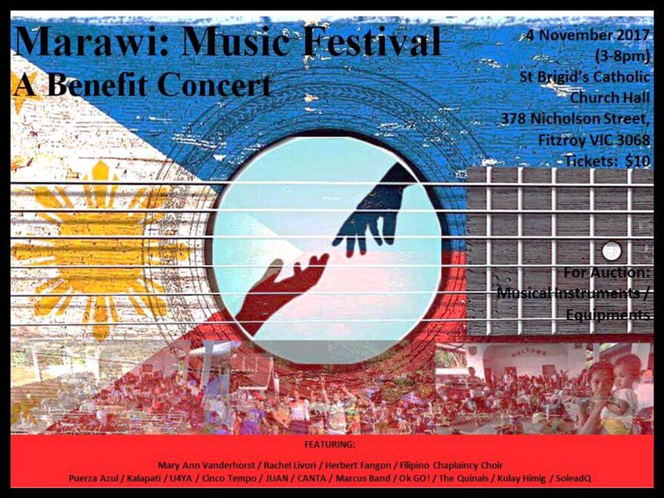 Marawi: Music Festival (A Benefit Concert)