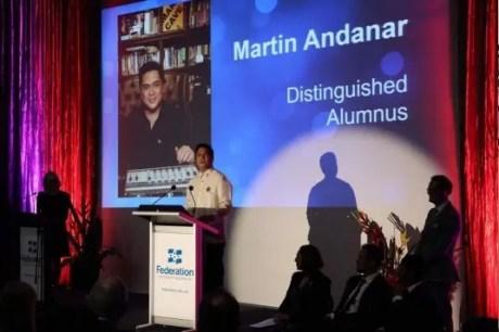 Secretary Martin Andanar