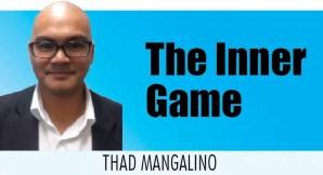Thad Mangalino   The Inner Game