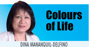 Colours of Life - Dina Mananquil-Delfino