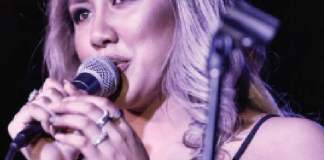 Zabrina Araya in concert