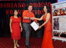 Soriano Oradio Foundation Pre-Valentine's Dinner 05