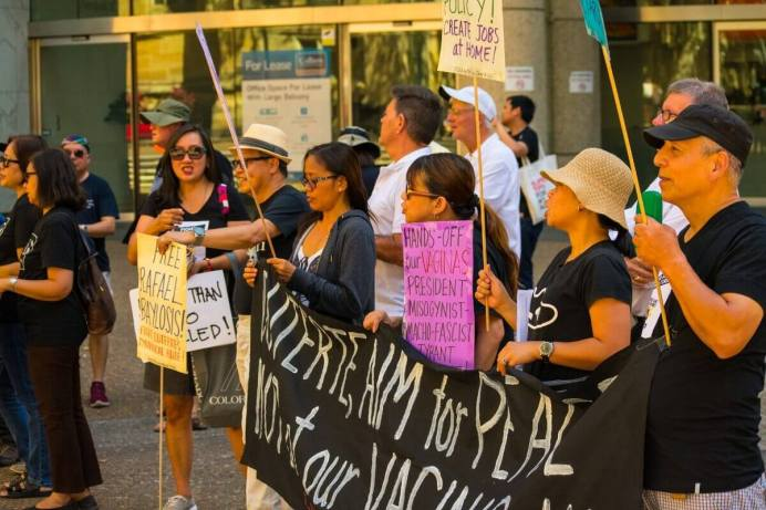 Movement Against Tyranny-Australia Photo by: Jade Cadelina 0883