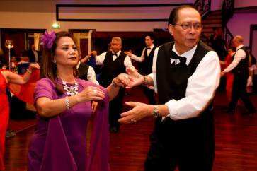 FEGTA 32nd Anniversary Ball dance