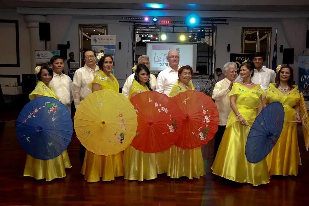 FEGTA 32nd Anniversary Ball folk dance