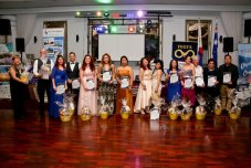 FEGTA 32nd Anniversary Ball Certificate awardees