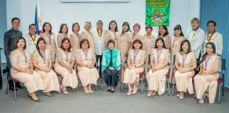 Kababaihang Rizal, Inc. induction