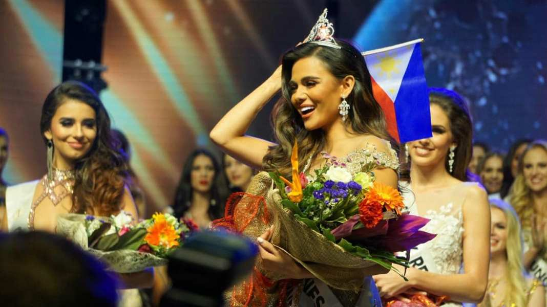 Karen Gallman Miss Intercontinental \ Photo credit: Miss Intercontinental Facebook Page