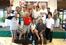 13-man team 2019 Fil-Aussie Golf Series Tournament