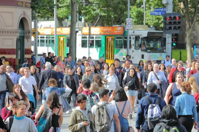 Melbourne is a favourite destination for migrants from overseas and elsewhere in Australia. | TK Kurikawa/Shutterstock