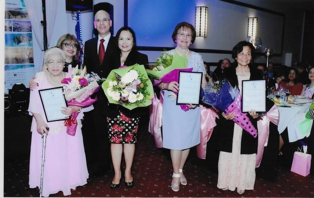Ilonggo Association Mother's Day recognition