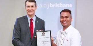 2019 International Student Ambassador Appointment Ceremony