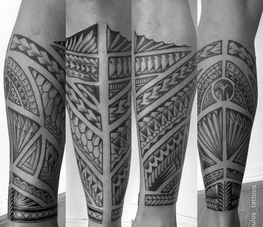 Christian's tattoo art