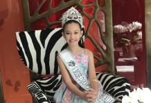 Miss Junior Diamond Australia 2019 Serenity Charles