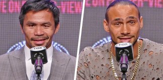 PH gov't wishes Pacquiao good luck in bout vs. Thurman