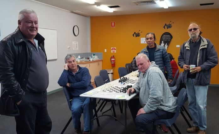 KCCE chess program in Rowville Library 2