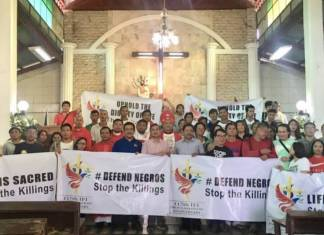 Former Anakpawis solons urge public to support campaign against Negros killings