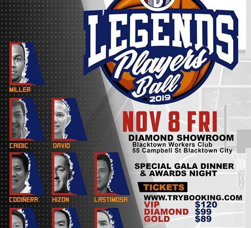 PBA Legends Players Ball 2019