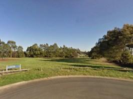 Rizal Park in Ballarat, Victoria