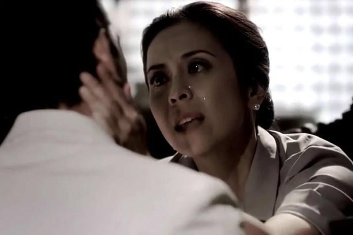 Rachel Alejandro plays the role of Quezon's wife.