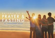 National Day of Prayer and Fasting 2020