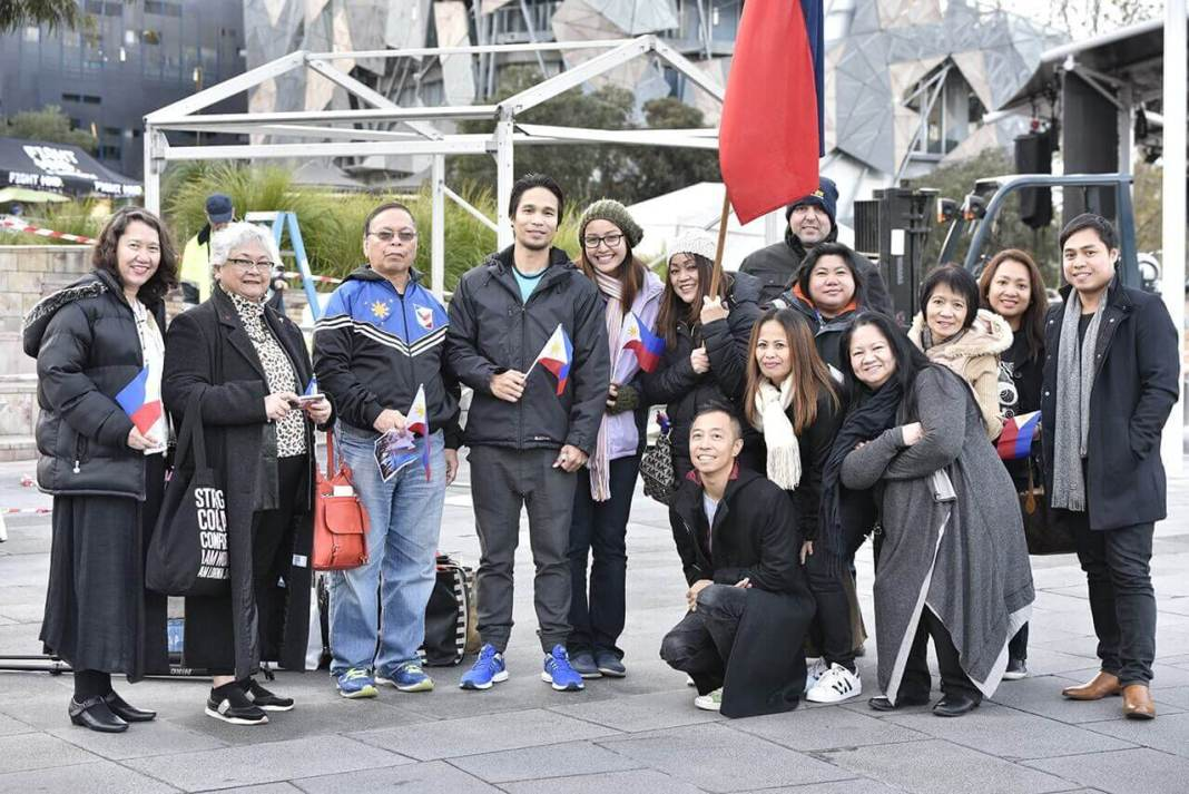 Filipino Australians who lost their Filipino citizenship can re-acquire it and become dual citizens. | File photo by George Gregorio/Philtimes