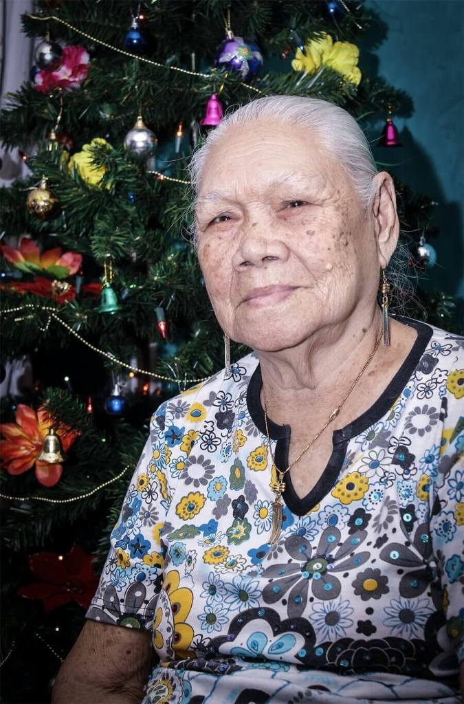 Born on 18 January 1921, Lola Lydia Laysico will be turning 100 in 2021.