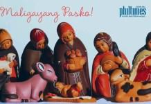 Maligayang Pasko from Philtimes