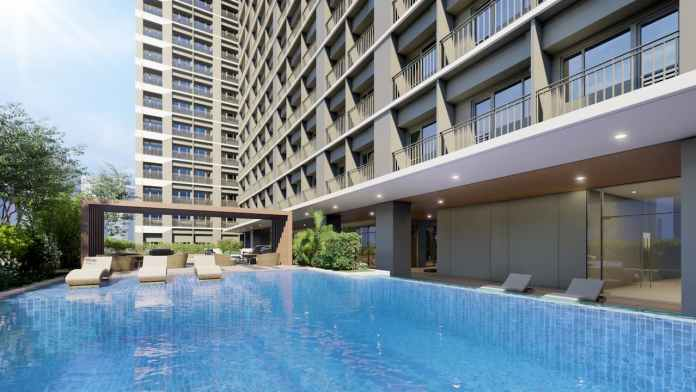 SMDC Mint Residences Swimming Pool