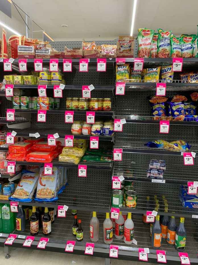 Filipino products are proving to be popular in Woolworths Hampton Park | Photo: Alice Nicolas
