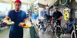 Anthony Herrera, owner of New Life Cycles Bike Shop and Enelssie Café and Grill | Image: supplied
