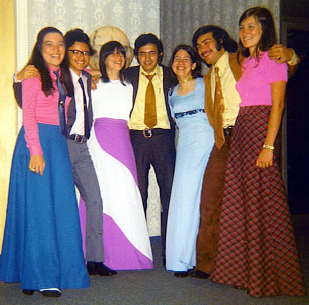 De Ubago In the 1970s