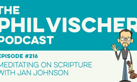 Episode 216: Meditating on Scripture with Jan Johnson