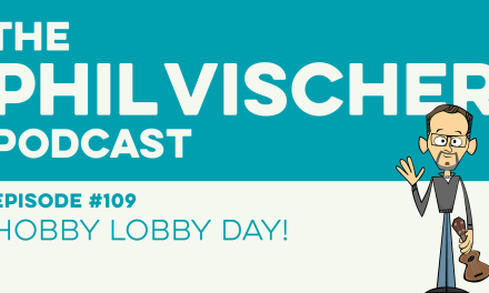 Episode 109: Hobby Lobby Day!