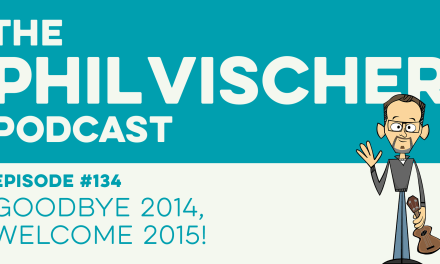 Episode 134: Goodbye 2014, Welcome 2015!