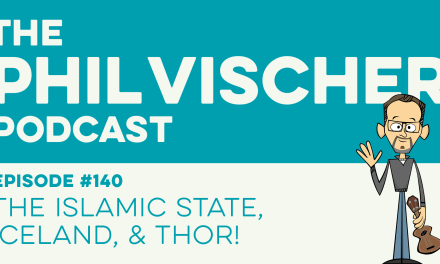 Episode 140: The Islamic State, Iceland, and Thor!