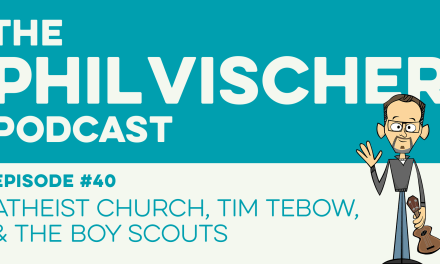 Episode 40: Atheist Church, Tim Tebow & the Boy Scouts