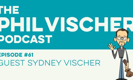 Episode 61: Guest Sydney Vischer