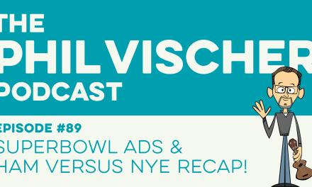 Episode 89: Superbowl Ads and Ham versus Nye Recap!