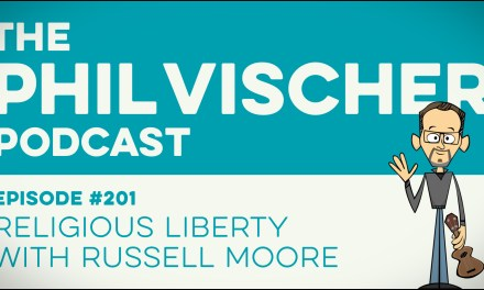 Episode 201: Religious Liberty with Russell Moore