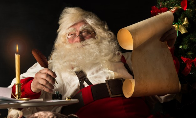 Is God Like Santa Claus?  (Tricky Question #4)