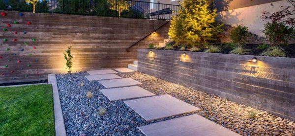 concrete & masonry philz landscaping