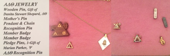 Alpha Delta Theta Jewelry