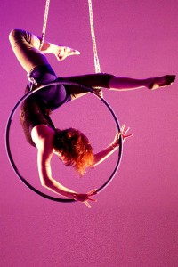 Tangle presents Break/Drift/Resist innovative aerial dance theater