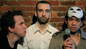 The Berserker Residents in THE TALKBACK. Philly Fringe 2013.