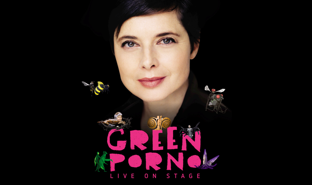 Isabella Rossellini Brings GREEN PORNO to World Cafe Live ...