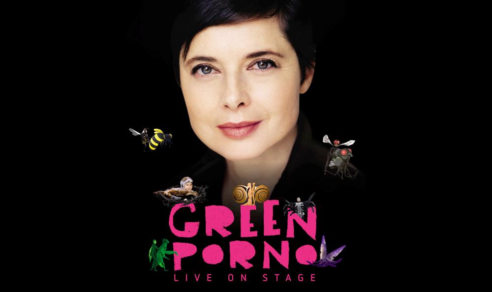 Isabella Rosselini Green Porn 9