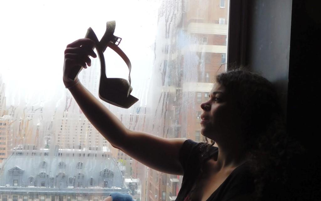 Rachels golden shoe